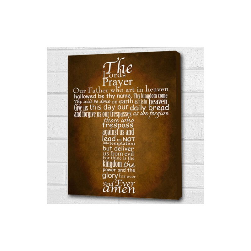 nannys house rules word art typography canvas prints