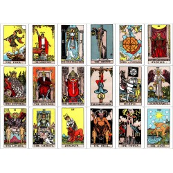 Love Relationship Tarot...