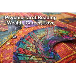 Psychic tarot reading job and career