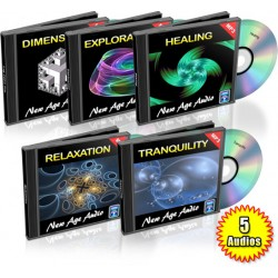 New Age Business Opportunity - 5 hours Meditations MP3 Audios