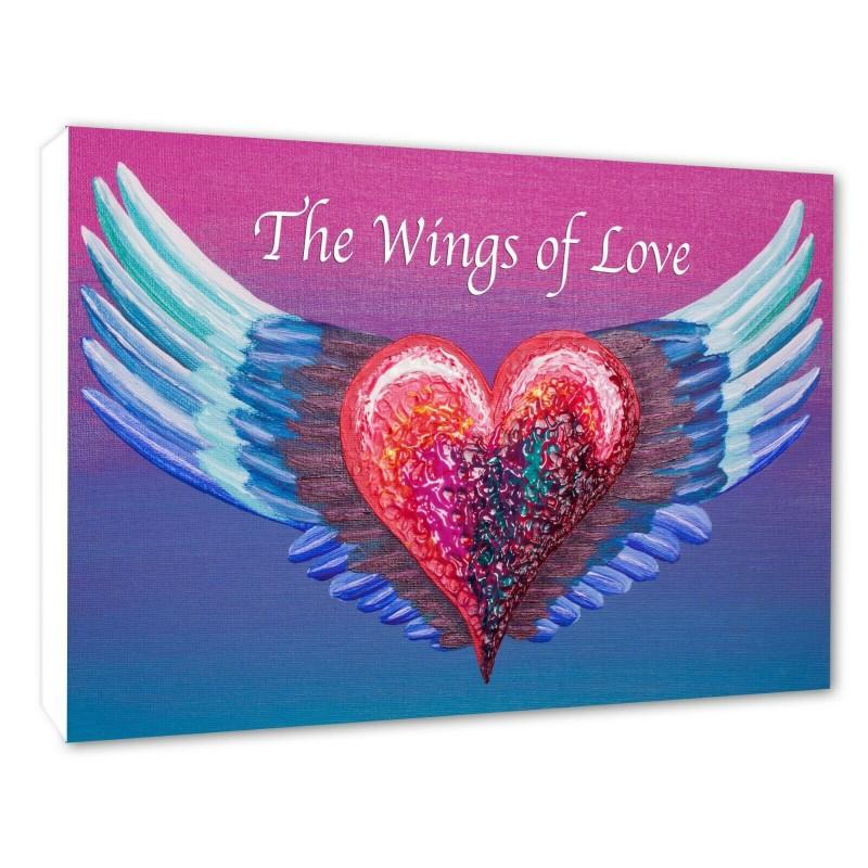angel Wings of Love wall prints