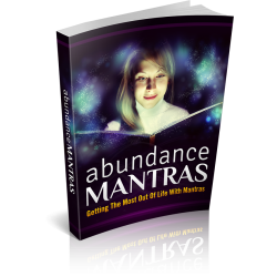 Abundance Mantras Free Ebook