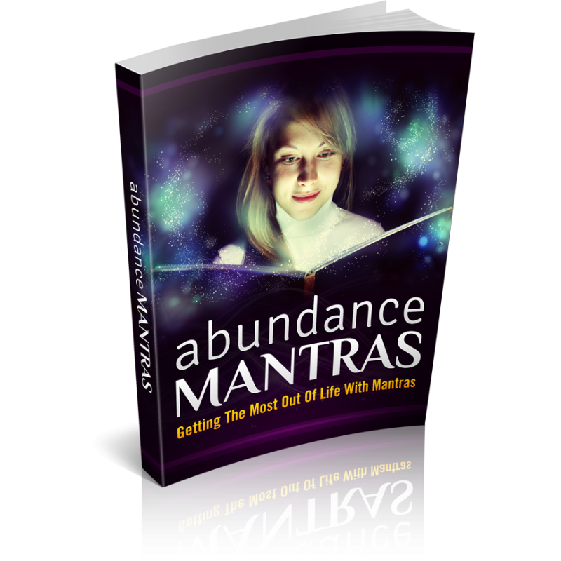 Abundance Mantras Free Ebook