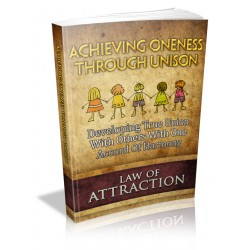 Achieving Oneness Through Unison Free eBook Download