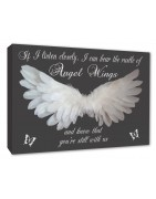 Angel Wall Prints