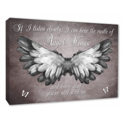 Angel Wings Quote If I...