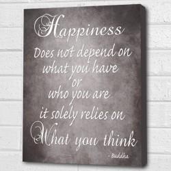Buddha Word Art Quote,...